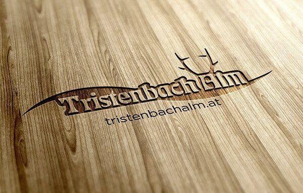Tristenbachalm Logo Zillertal